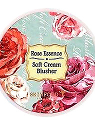 Skin Food Rose Essence Soft Cream Blusher