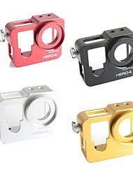 Gopro Accessories Smooth Frame For Gopro Hero 2 / Gopro Hero 3+ / Gopro Hero 4 Aluminium Alloy