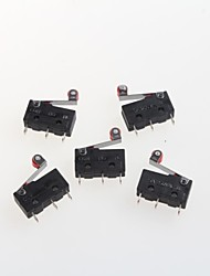 katrol micro-schakelaar (2 stuks)