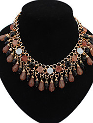 Colorful day  Women's European and American fashion necklace-0526026