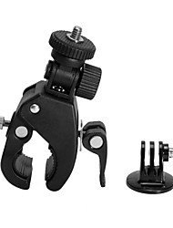 Fat Cat Handlebar Mount Mount/Holder Helmet Mounts For Gopro 4/3+/2 Auto Snowmobiling Bike/Cycling Hunting and Fishing SkyDiving Boating