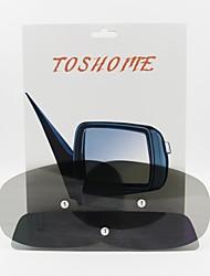toshome pellicola anti-riflesso per gli specchi retrovisori interno esterno per BMW Serie 1 berlina 2011
