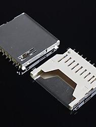 carte mémoire SD / cassette de jeu de cartes bricolage (x2)