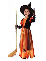 Anime Cosplay Halloween Pumpkin Suit Children Clothes Cos Pumpkin Pumpkin Skirt Tutu Costumes