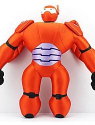 grande herói 6 recheado de pelúcia baymax 40 centímetros animais brinquedos