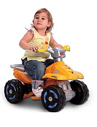 Child Electric Ride on Car Four Wheels Ride on Car for Kids Gift