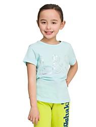 langsha®girls Pailletten T-Shirt mit kurzen Ärmeln