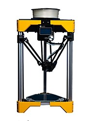 High Accuracy Delta 3D Printer Support Off Line Printing For Industrial Design and Model