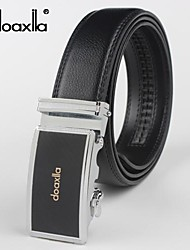 Doaxila® Men's Fashion Classic Joker Automatic Buckle Leather Belt