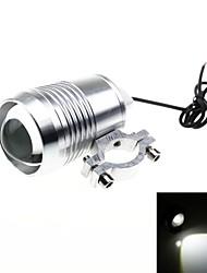 Marsing CREE XM-L U2 24w 1500lm wasserdichte 3-Modus 6500k weißes Licht Motorrad LED-Lampe (12-60V)