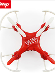 attop YD-828 avión teledirigido de 4 canales 2.4G control remoto Quadcopter nano con 6 ejes giroscopio 360 ° eversión ilimitada