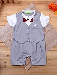 solapa de la moda arco largo de la ropa del niño