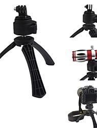 Portable High Quality Camera Tripod Holder with Adaptor for Gopro Hero 3+/3/2