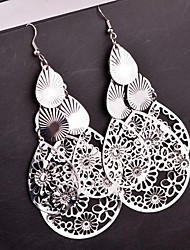 Drop Earrings Alloy Vintage Victorian Gold Silver Jewelry 2pcs