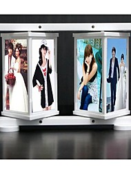 5 Inches Creative Spining Photo Frame(More Colors)