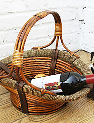 Strawhat Shape Easter Basket