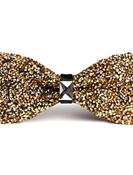 Unisex Vintage Party Work Casual Bow Tie,Other Solid All Seasons