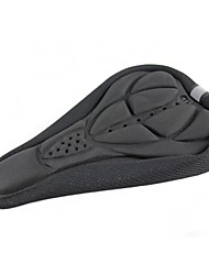 MTB Mountain Bike Bicycle Saddle Seat Cushion Cover - Black