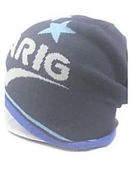 chapéu grande personagem star / chapéu de malha de unisex
