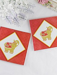 Elephant Coaster(2pcs/set)