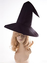 haruhi suzumiya strega cappello cosplay nero