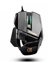 bazalias machado x1 e-sports wired mouse para jogos de cf lol