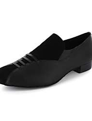 Real Leather/ Nubuck Upper Dance Shoes Modern Shoes For Men's