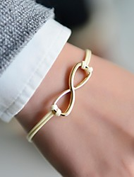 Fashion Women Infinity Cord Bracelet Christmas Gifts