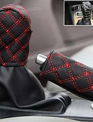 claretred автомобиль ручной тормоз покрытие автомобиля передач установлен dangba зубчатых передач наборы ручной тормоз набор Twinset