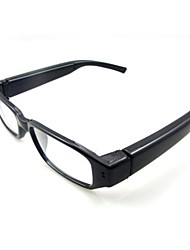 32GB 720P DVR Camcorder Eyeglass Recorder DV Camera Digital Glasses Video Cam Camcorder(With No Memory Card)