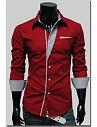 Playgame Men's Casual Stripe Shirt