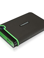 trascendere 2 TB USB 3.0 hard disk esterno - standard goccia militari (ts2tsj25m3)