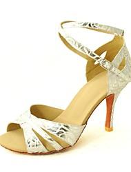 Latin Customizable Women's Sandals Dance Shoes(More Colors)