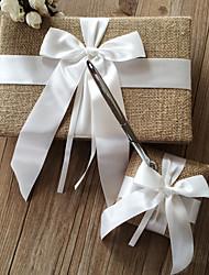 Marcadores e Abre Cartas(BrancoCasamento Papél de Alta Qualidade