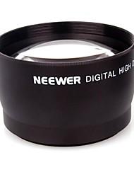 neewer® 55mm 2-facher Vergrößerung Teleobjektiv professionellen hd
