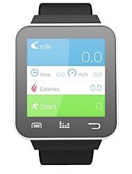 ordro® XI-501ba носки SmartWatch, средства массовой информации CONTRO / руки-бесплатные звонки / шагомер / высота для Android / IOS смартфона