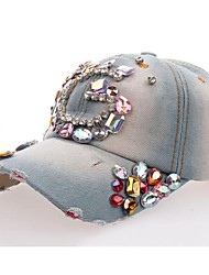 Jeans Fashion Color G Pattern Baseball Cap