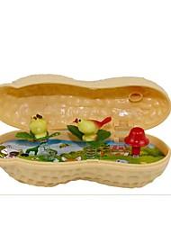 Peanut Design Music Box Children Toys
