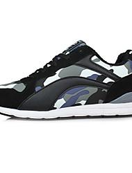 Men's Walking Shoes Leatherette Purple / Multi-color / Navy