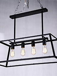Modern/Contemporary / Traditional/Classic / Rustic/Lodge / Retro / Lantern / Country / Globe Mini Style Metal Pendant LightsLiving Room /