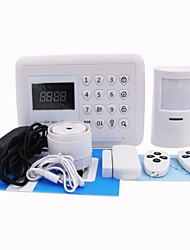 Home Guard GSM  Alarm System with 120 Wireless Zones(GS-E1
