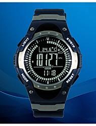 Sunroad relógio esportivo fr826b para outdoor equipe alpinista, altímetro, barômetro, bússola, pedômetro e data etc
