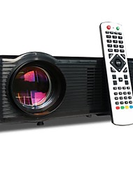 CL720D HD 720P LED LCD 1280*800 Projector with 2hdmi 2usb Digital TV VGA Y/pb/pr Speakers in