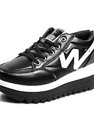 piedi scarpe da donna della moda delle scarpe da tennis sintetici più colori disponibili