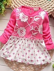 algodón de dulce niña vestido de princesa hermosa roto mezclado