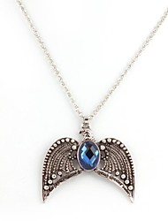 Unisex Ravenclaw Eagle Shape Alloy Movie Pendant Necklace(1 Pc)