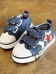 Baby Shoes - Casual - Sneakers alla moda - Di corda - Blu / Verde / Blu scuro