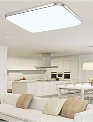 putian @ 32w resplendor Mounte levou luz acrílico branco moderno, com luz ajustável