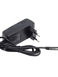 plugue 12v 2.6a adaptador carregador de energia do desktop 45w eu europe para Microsoft Surface Windows RT 1 2 8