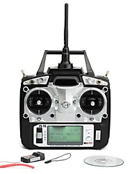FLYSKY FS-T6 2.4GHZ DIGITAL PROPORTIONAL 6 CHANNEL TRANSMITTER AND RECEIVER